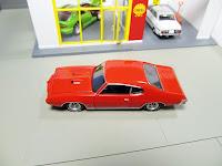 GreenLight County Roads 1970 Pontiac GTO