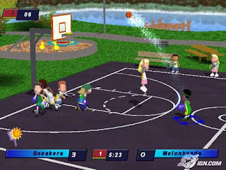 Backyard Basketball - PS2