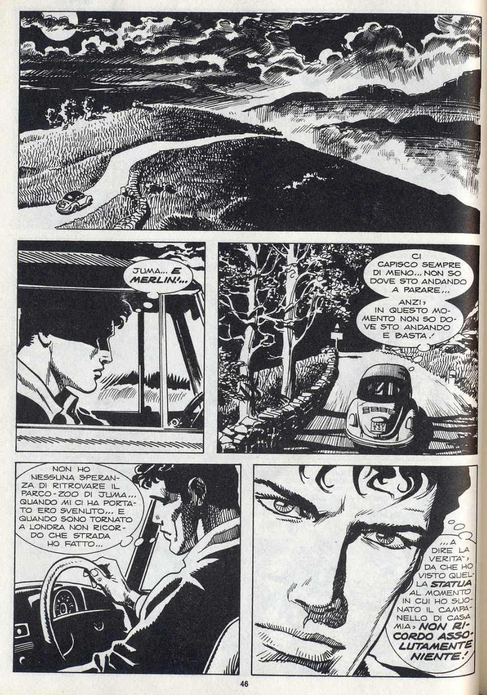 Porta Di Casa Mia Dylan Dog 1986 134 Read Dylan Dog 1986 Issue 134 Page 43