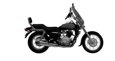 2016 Bajaj Avenger 220 Cruise bike