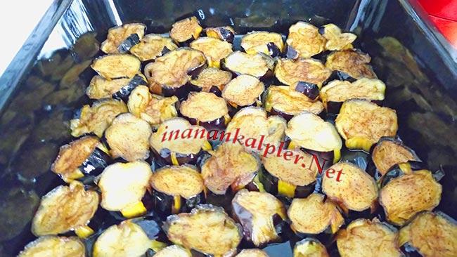 Tavuklu patlıcan oturtma nasıl yapılır - inanankalpler.net