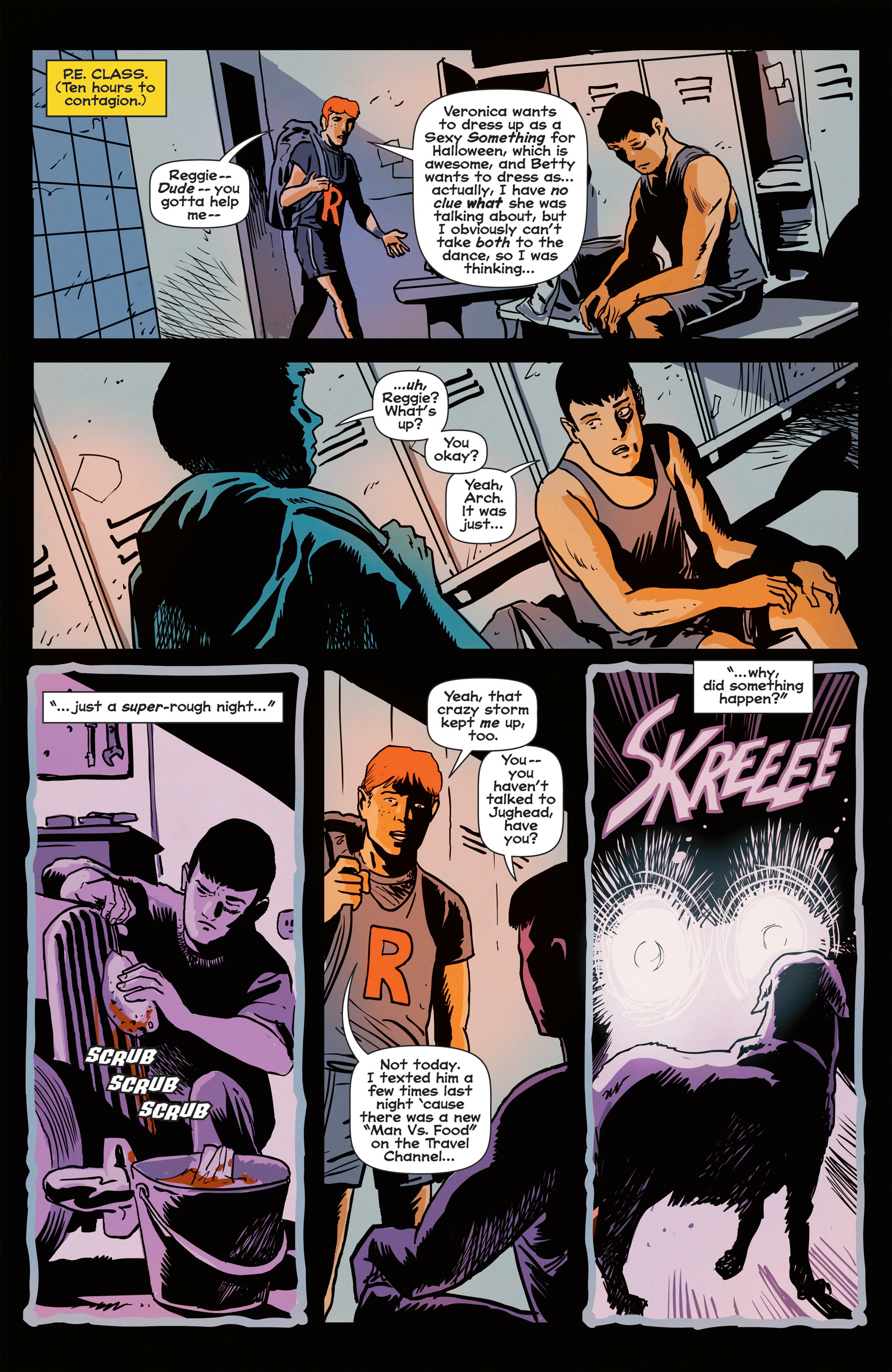 Read online Afterlife with Archie comic -  Issue #1 - 13