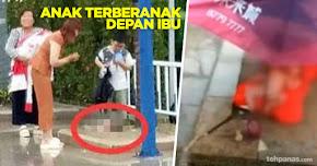 Thumbnail image for Remaja 15 Tahun Terberanak Depan Ibu, Bayi Dibiarkan Atas Jalan