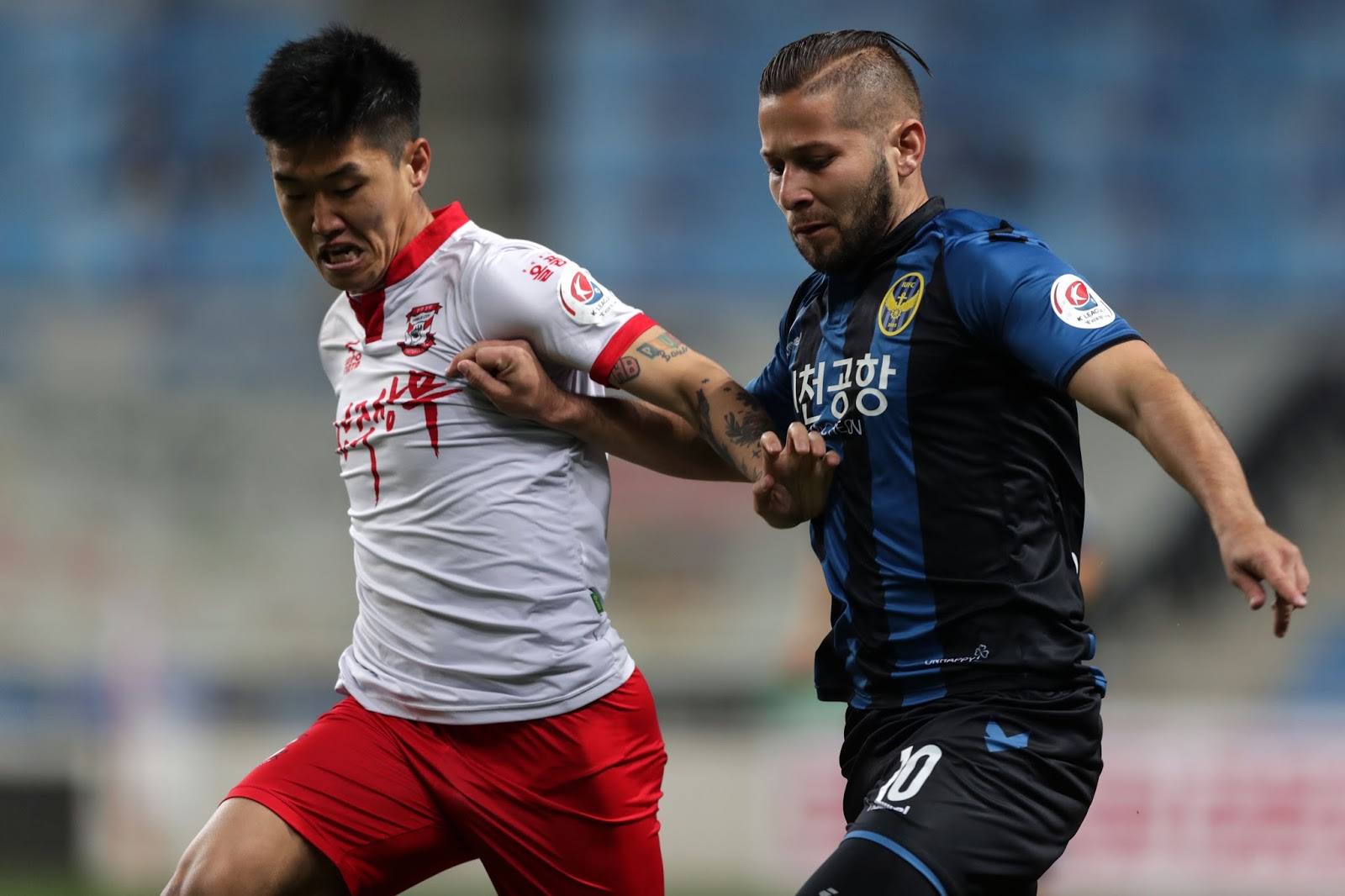 Preview: Sangju Sangmu Vs Incheon United