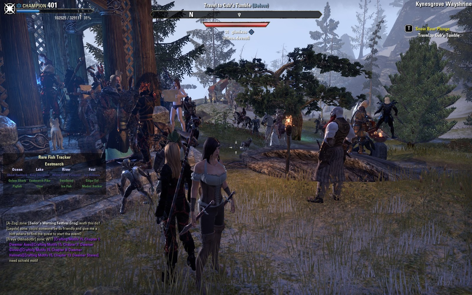 Nerdy Girl: Elder Scrolls Online: New Life Festival + Shadows of the