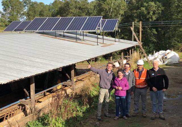 Desarrollo de sistemas fotovoltaicos para el sector agrícola