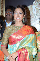 Shriya Saran Looks Stunning in Silk Saree at VRK Silk Showroom Launch Secundrabad ~  Exclusive 057.JPG