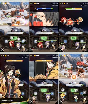 Blustone Gameplay - Battle system