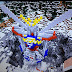 Minecraft Burning/God Gundam