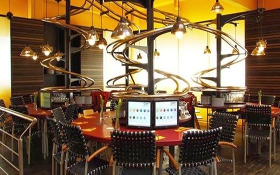Restoran Paling Unik di Dunia