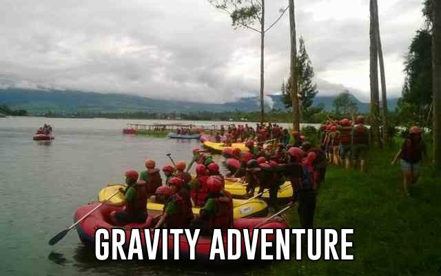 rafting bandung harga murah gravity adventure