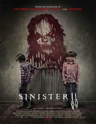 Siniestro 2 (Sinister 2) (2015) [HDRip]