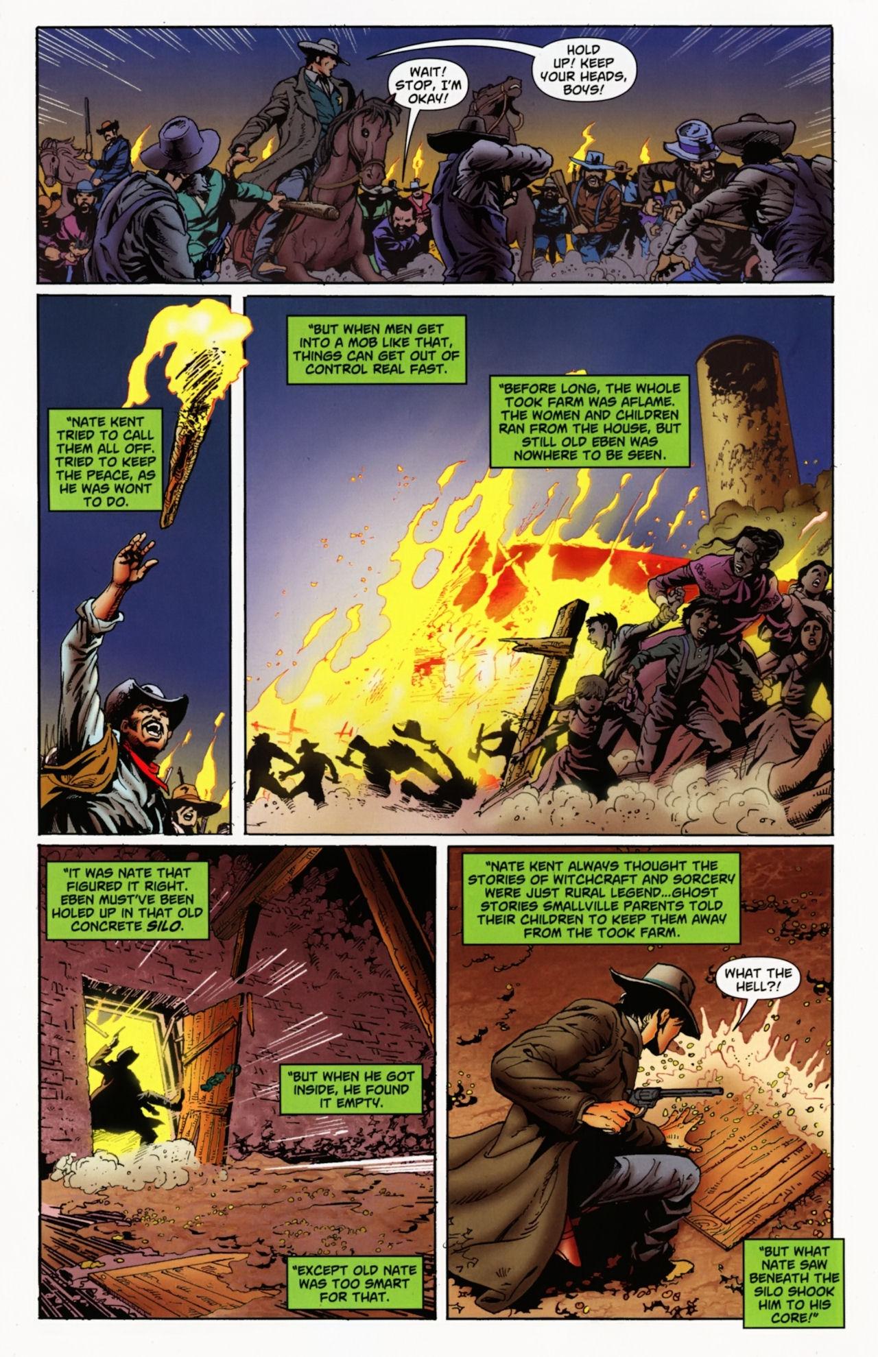 Superboy [I] Issue #8 #8 - English 15