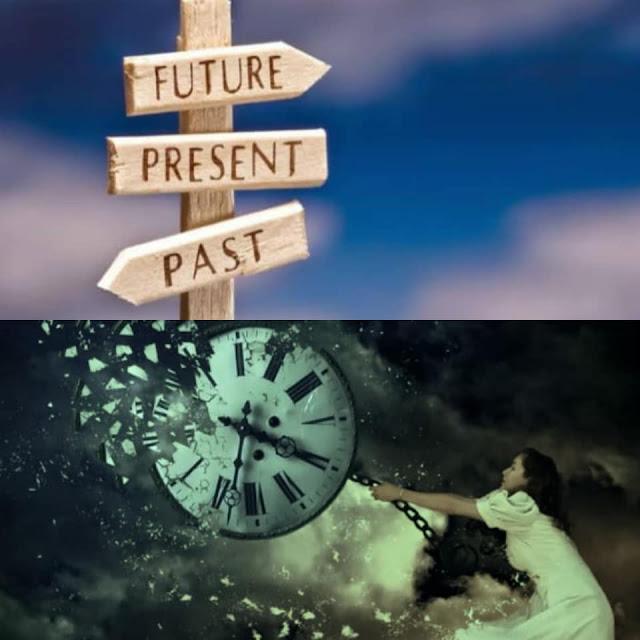 بين الماضي والمستقبل
