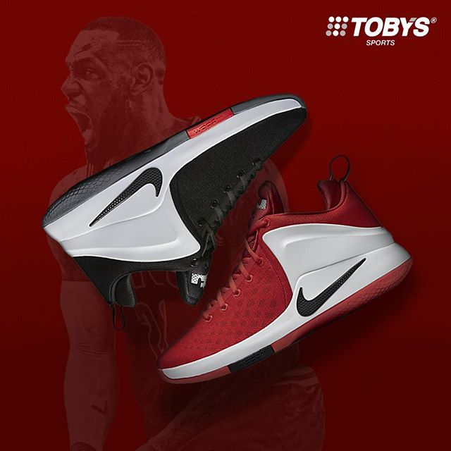 ac6b5bcfb0 Nike Zoom Air Witness available at Toby's Sports | Analykix