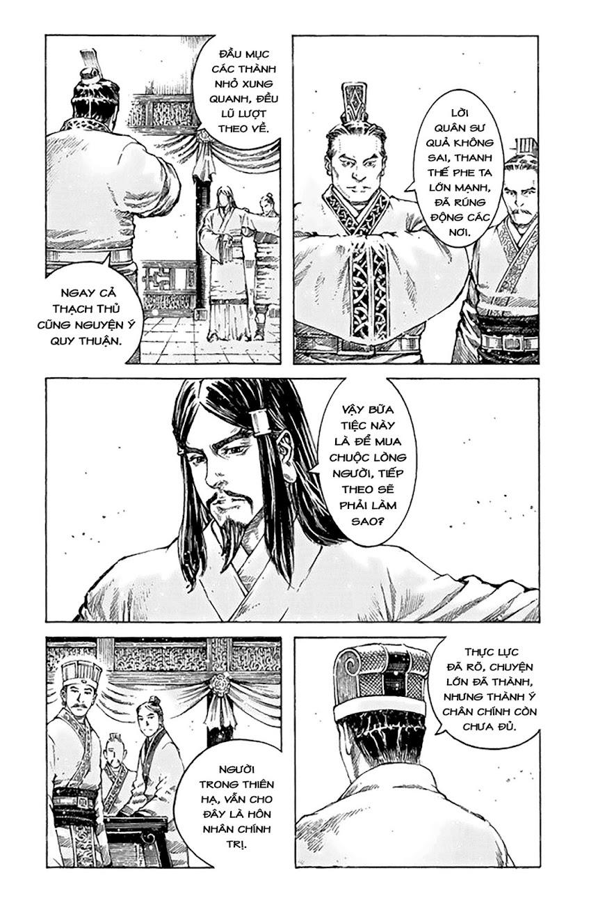Hỏa phụng liêu nguyên Chương 498: Hậu lai cư thượng trang 14