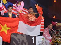 SELAMAT!Pemuda Asal Pati Raih Medali Emas pada Asean Skills Competition di Malaysia