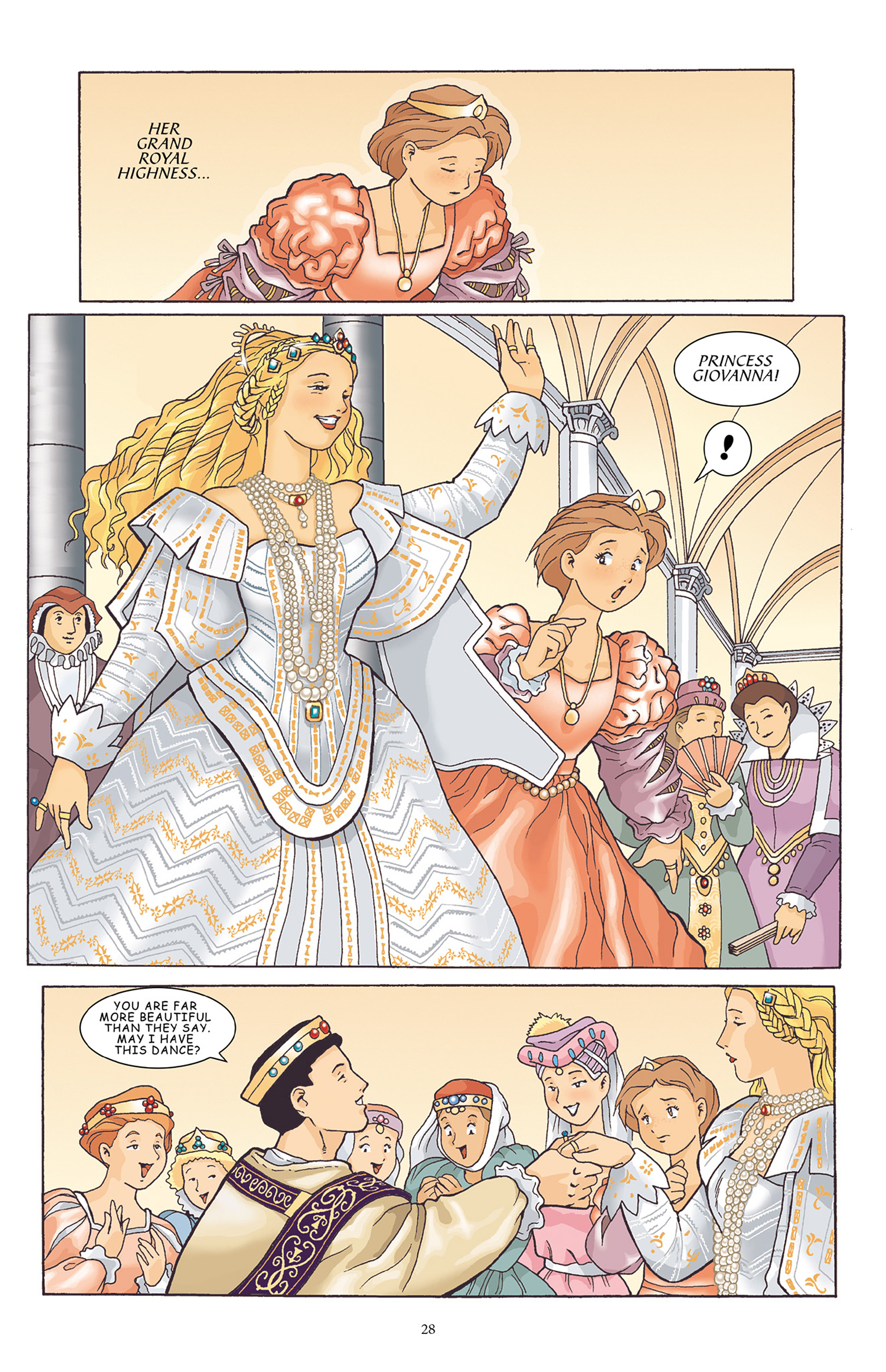 Read online Courageous Princess comic -  Issue # TPB 1 - 29