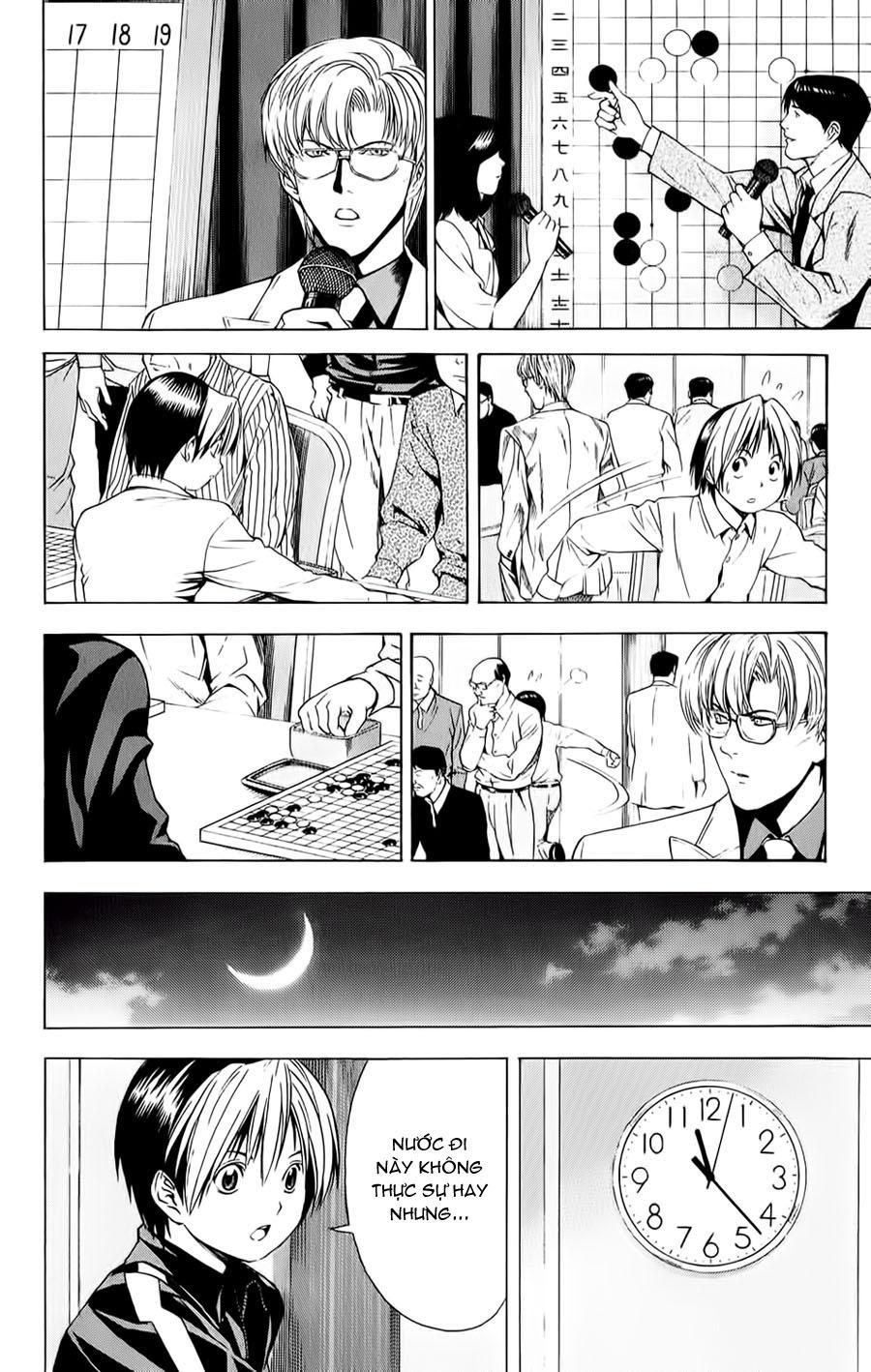 Hikaru No Go hikaru no go chap 123 trang 13