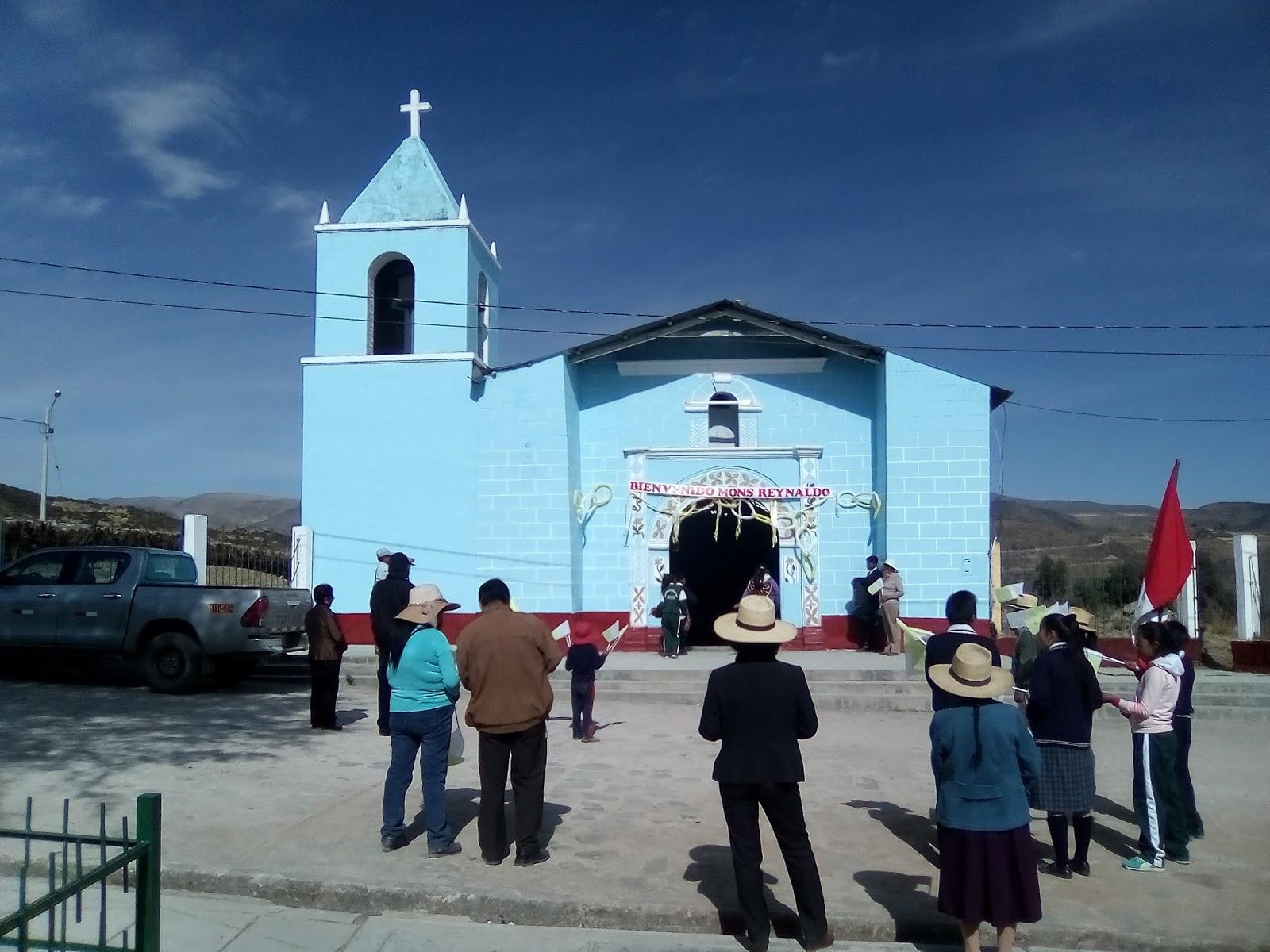 Prelatura de Caravelí: Visita Pastoral y Confirmaciones en la zona ...