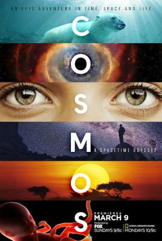 Cosmos: A Space-Time Odyssey [2014] [DVDR] [NTSC] [Subtitulado]