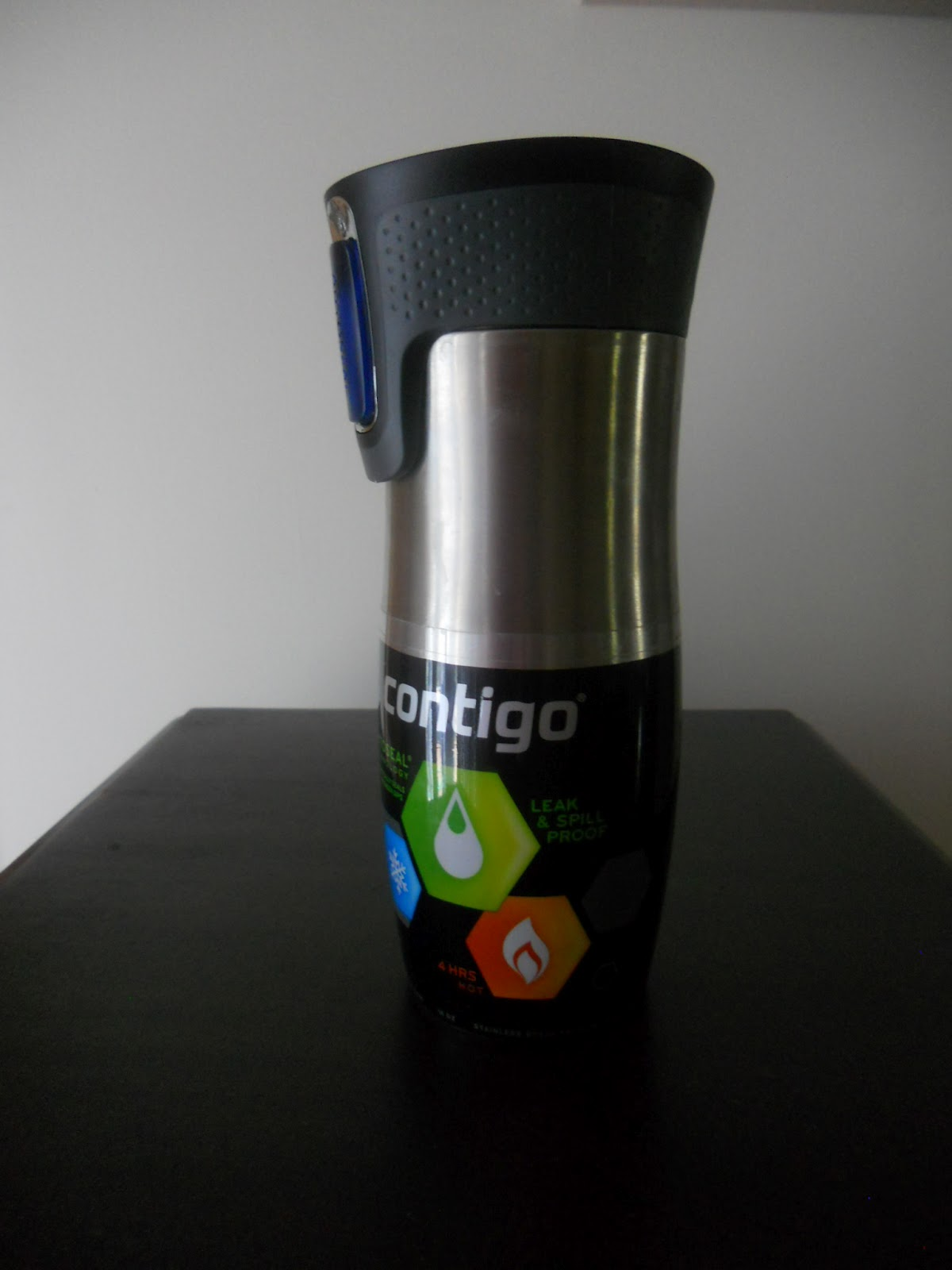 Nice Travel Mug A Year Of Jubilee Reviews Contigo Sponsor Review