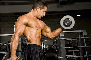 Get Big Arms With 2 Simple Dumbbell Exercises