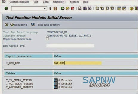 How to Approve Download Basket in SAP Solution Manager