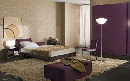 Awesome Chambre Mauve Et Beige Images - House Design ...