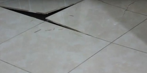 How To Repair Damaged Or Broken Tiles Vitrified Tiles Design