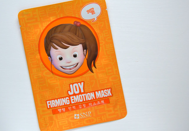 SNP Joy Firming Emotion Mask