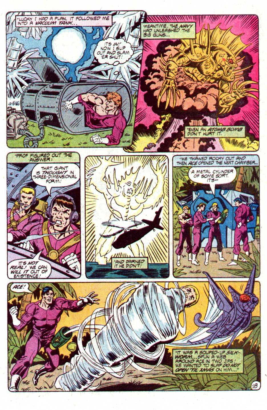Read online Secret Origins (1986) comic -  Issue #12 - 37