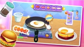Game Burger Shop App