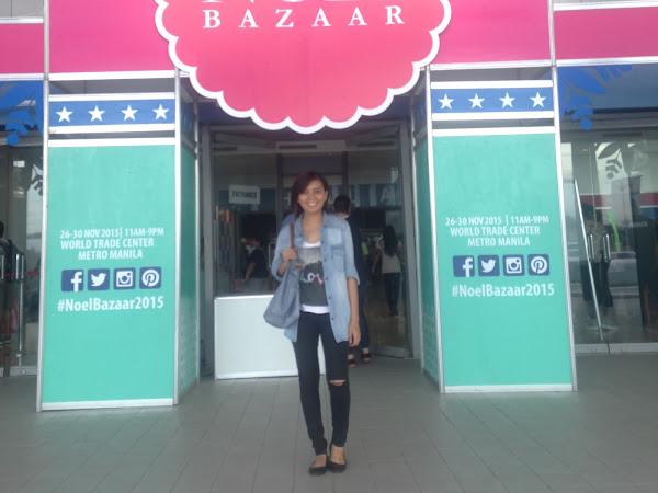 My Noel Bazaar Experience