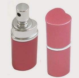 Streetwise Perfume Pepper Spray Design