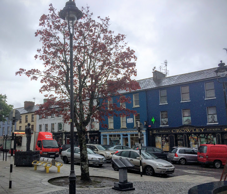 Towns and Cities Near Dunmanway (Cork County) - Within 25