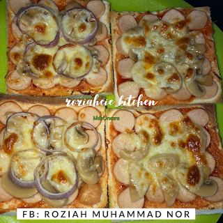 ROTI PIZZA SOSEJ