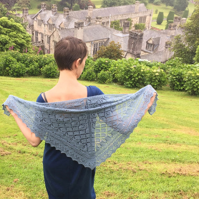 knitting inspired by Cornwall