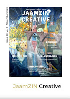 JaamZIN Creative Magazine - November 2020