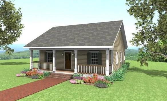 52 Konsep Terkini Gambar Desain Rumah Di Desa