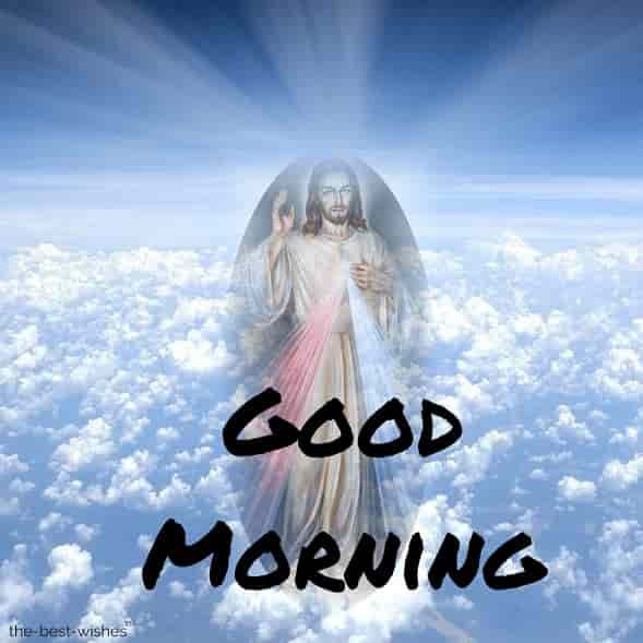 good morning christian god images