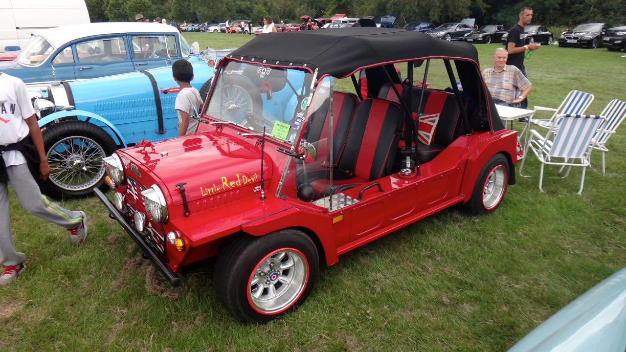 Florida Coal Cracker Chronicles ENGLAND Uxbridge Rotary Club Car Show - Car show england