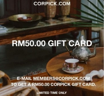 Corpick Malaysia Modern Home Gift Online Store, Corpick Malaysia, Modern Home Gift Online Store, online store, modern home decor, online gift store