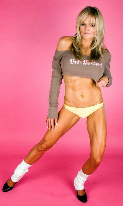 Michelle Berger - Fitness Model