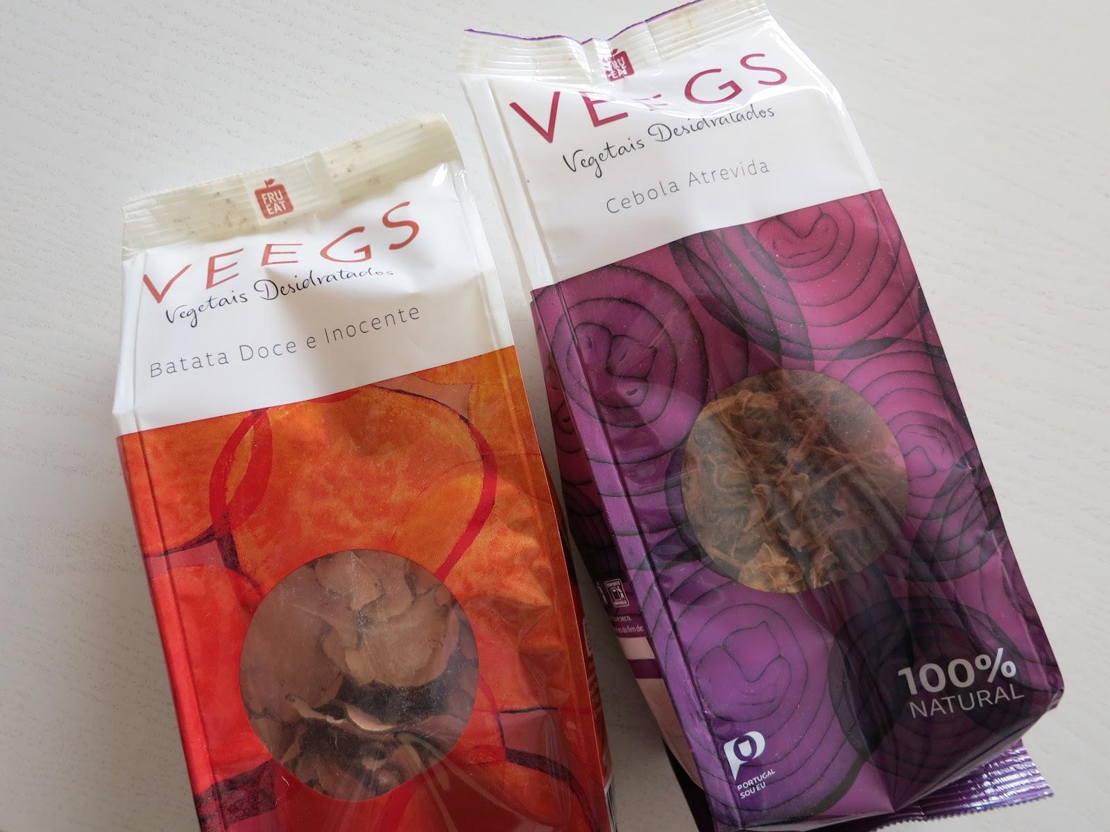 Veegs: Legumes Desidratados
