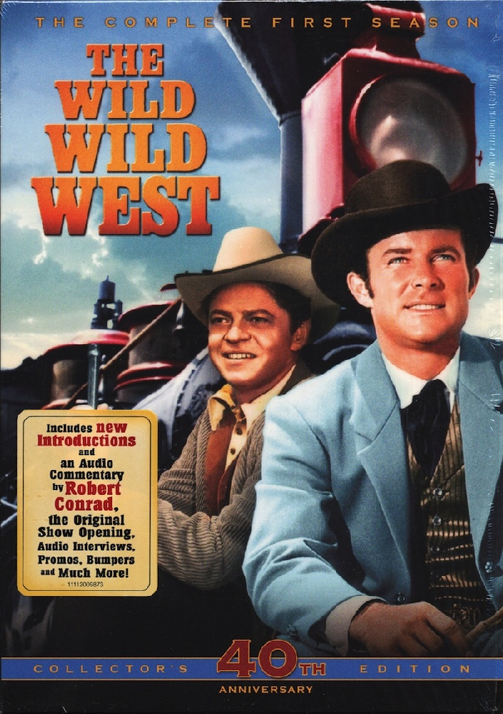 Cult TV Lounge: The Wild Wild West, season one (1965)