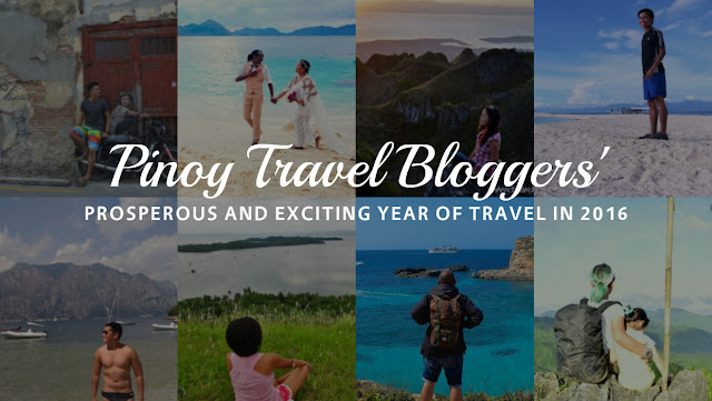 Pinoy Travel Bloggers  Prosperous and Exciting Year of Travel in 2016