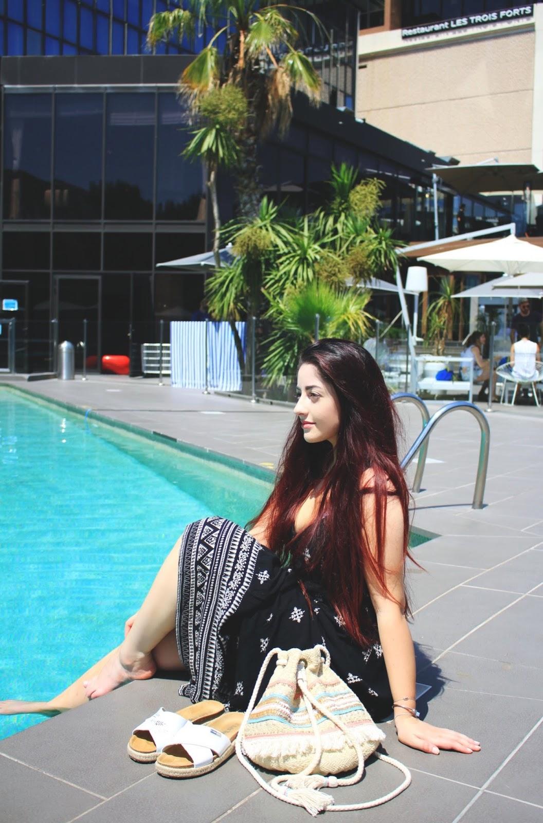 look piscine blog mode