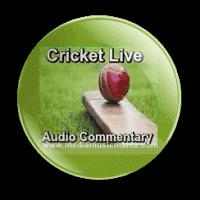 Cricket Live Audio Commentary Radio