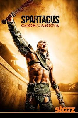 Xem Phim Spartacus: Chúa Tể Đấu Trường - Spartacus: Gods of the Arena